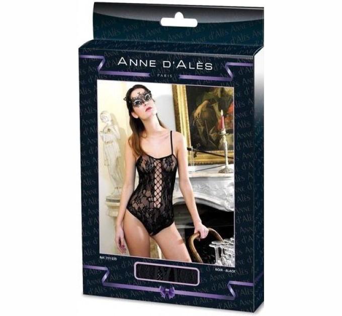 Боди Anne De Ales Baroque Black M/L (2679802)