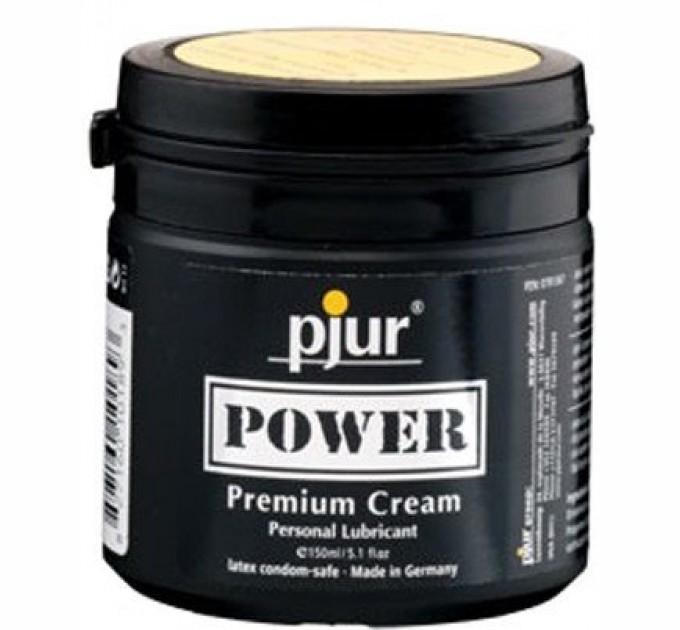 Анальная Смазка Pjur Power Premium Cream 150мл