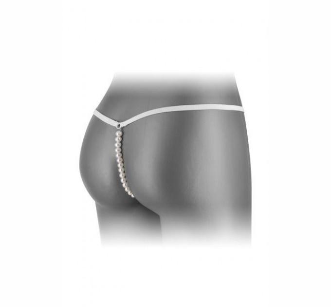 Трусики-стринги Fashion Secret VENUSINA S/M White (SO2249)