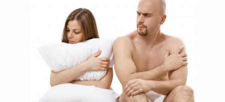 Почему женщина отказывается от близости?