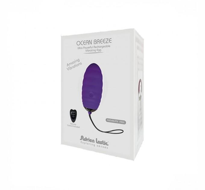 Виброяйцо Adrien Lastic Ocean Breeze Purple (AD40743)