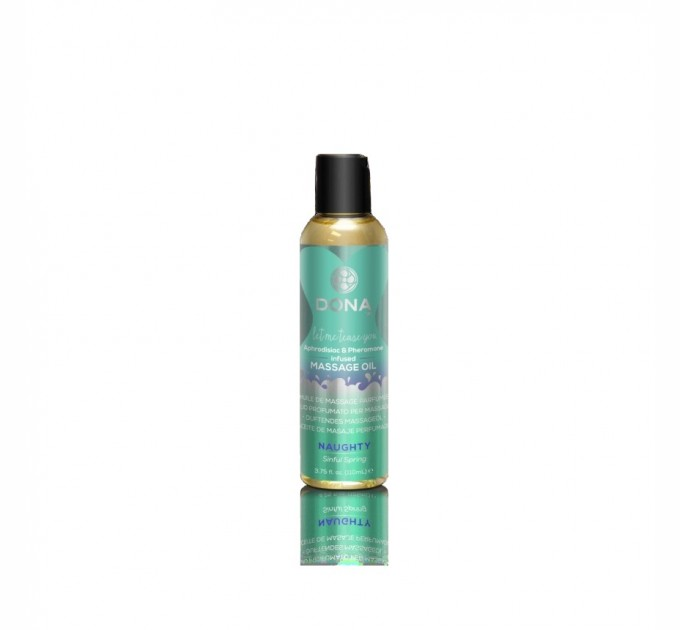 Массажное масло DONA Massage Oil NAUGHTY SINFUL SPRING 110 мл (SO1691)