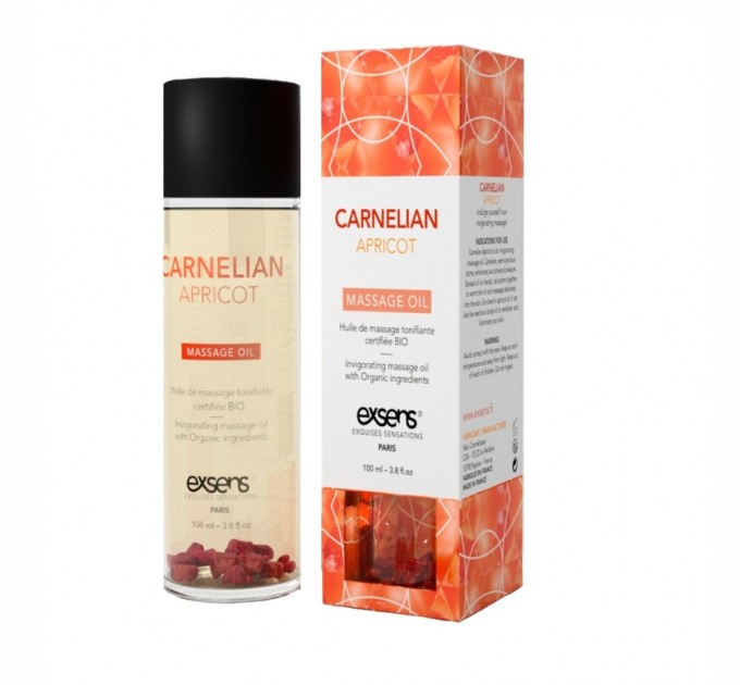 Массажное масло EXSENS Carnelian Apricot 100 мл (SO2378)
