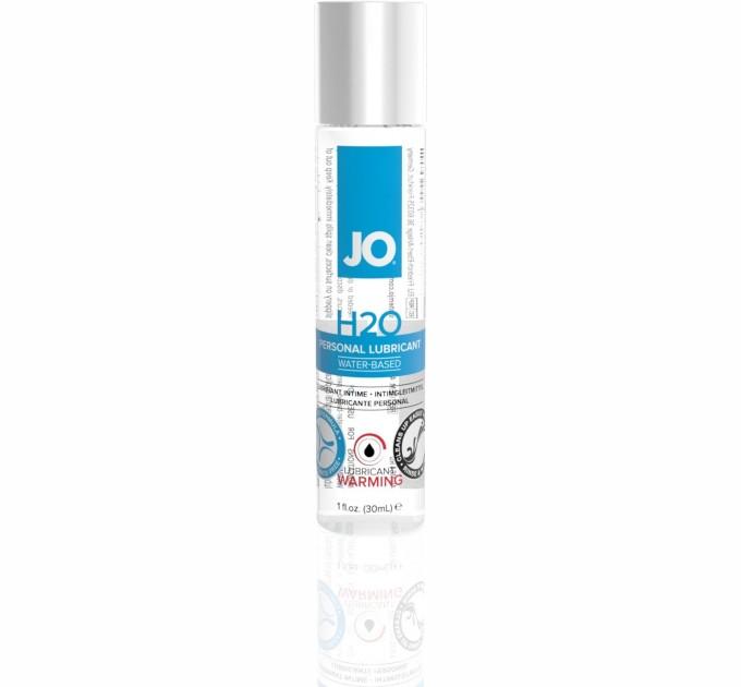 Вагинальная Смазка System Jo H2O-Warming 30мл (2442872)