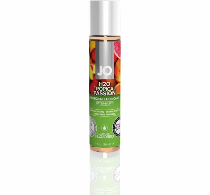 Вагинальная Смазка System Jo H2O-Tropical Passion 30мл (2442853)