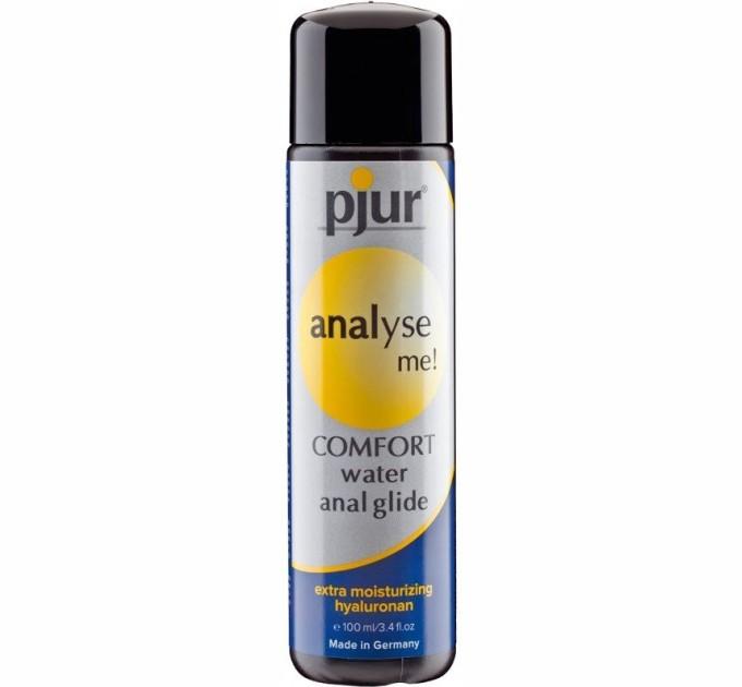 Анальная Смазка Pjur Analyse Me Comfort Water Glide 100мл