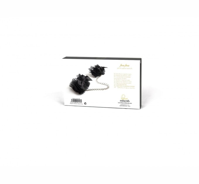 Наручники Bijoux Indiscrets Frou Frou Organza handcuffs (SO2329)