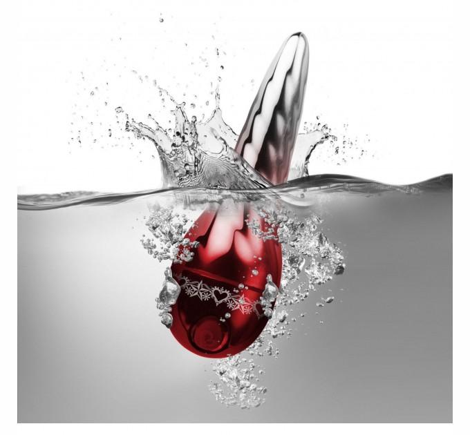 Мини Вибратор Rocks-Off Joycicles SO1749 Красный (2993555)