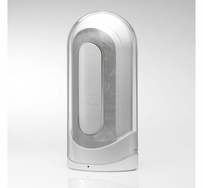 Мастурбатор Tenga Flip Zero Electronic Vibration White (SO2010)