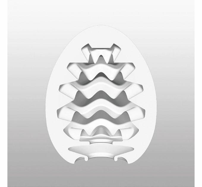Мастурбатор с ментоловым лубрикантом Tenga Egg COOL Edition (EGG-001C)