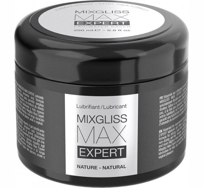 Гель-лубрикант на водной основе MixGliss MAX Expert Nature 250 мл (SO2736)