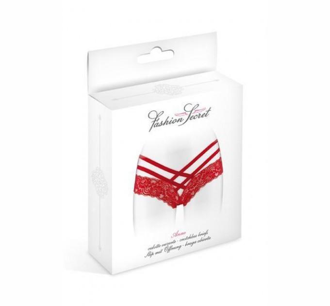 Трусики Fashion Secret ANNE S/M Red (SO2253)