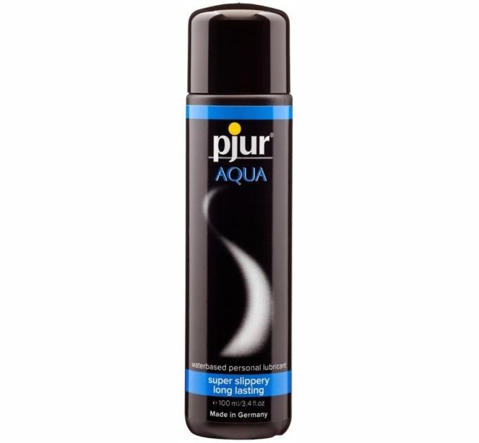 Вагинальная Смазка Pjur Aqua 100мл (2442984)