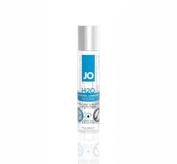 Лубрикант на водной основе System JO H2O - COOLING 30 мл (SO1450)