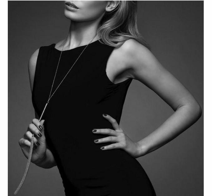 Украшение-плеть Bijoux Indiscrets MAGNIFIQUE Necklace Whip Gold (SO2661)