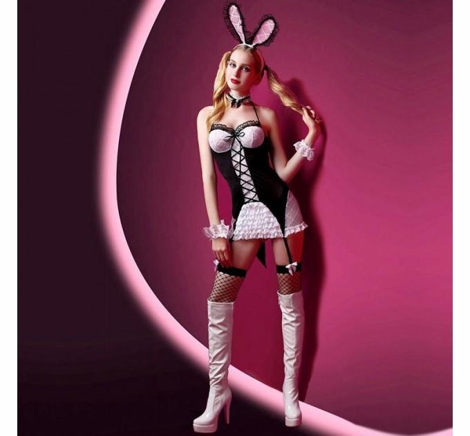 Эротический костюм зайки S/M Милашка Джейн (SO2260)