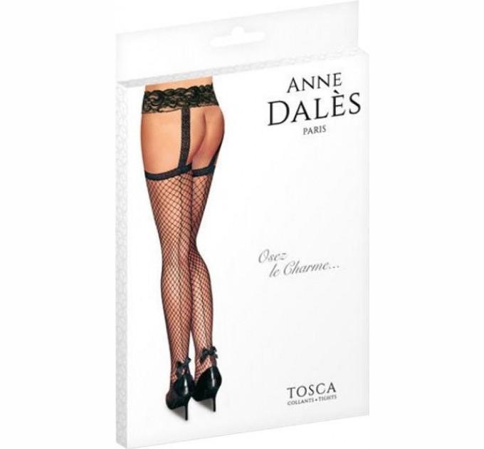 Эротические Чулки Anne De Ales Tosca T4 Black (2838624)