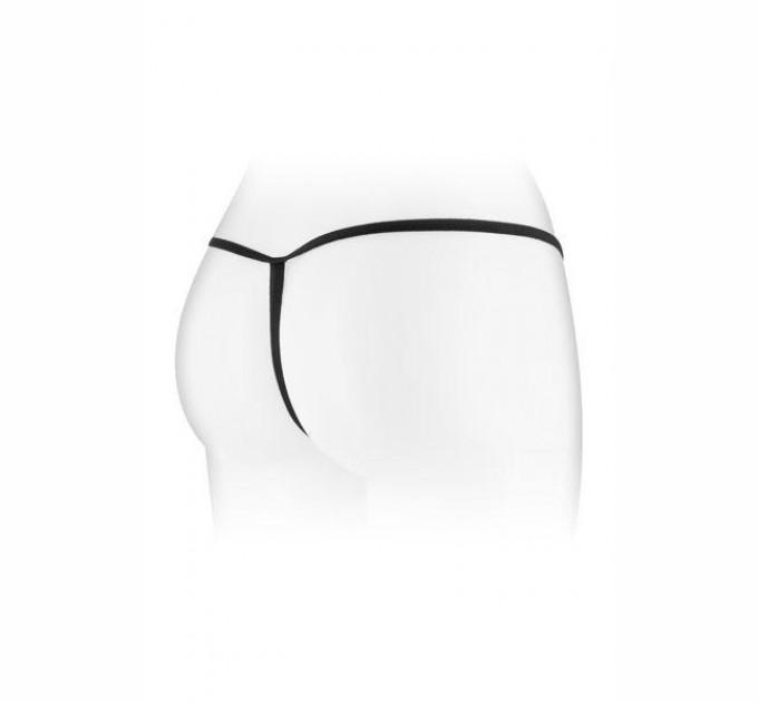 Трусики-стринги Fashion Secret DANUTA S/M Black (SO2257)