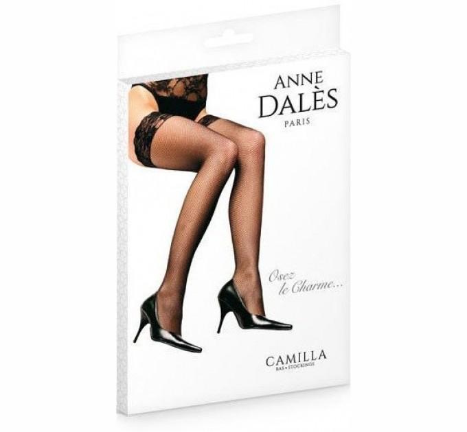 Эротические Чулки Anne De Ales Camilla T1 Black (2679823)