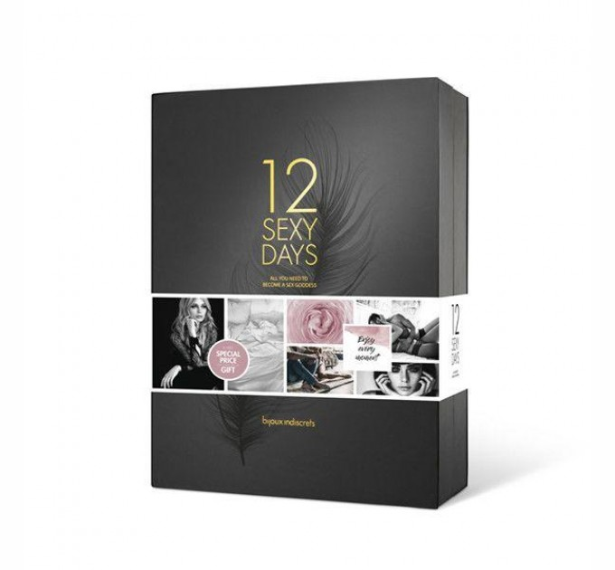 Подарочный набор Bijoux Indiscrets 12 SEXY DAYS (SO2325)