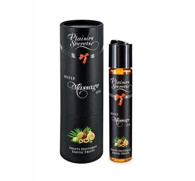 Массажное масло Plaisirs Secrets Exotic Fruits 59 мл (SO1839)