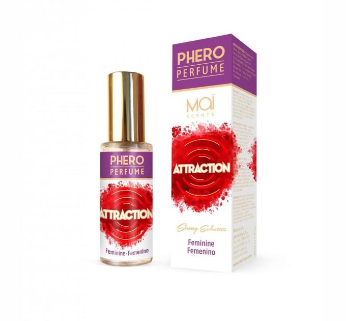 Духи с феромонами для женщин MAI Phero Perfume Feminino 30 мл (SO2435)